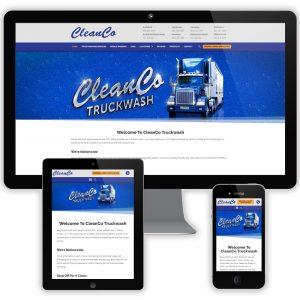 Premier Truck Washing Centres N.Z. by WebLocals