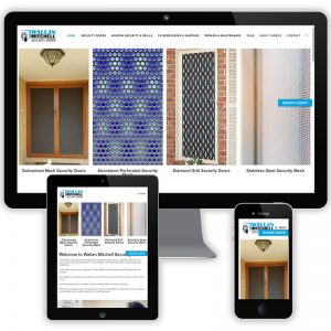 Wallan Mitchell Security Doors by WebLocals