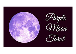 Purple Moon Tarot