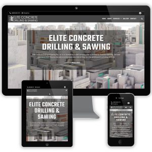 Elite Concrete Drilling & Sawing by WebLocals