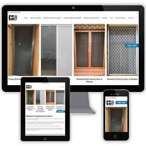 Epping Security Doors by WebLocals