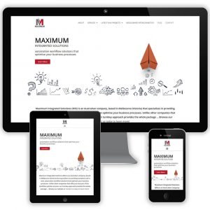 Maximum Integrated Solutions by WebLocals