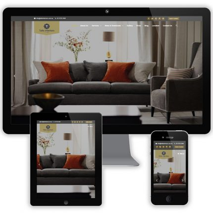 Taits Interiors - Custom Curtains & Blinds, Melbourne