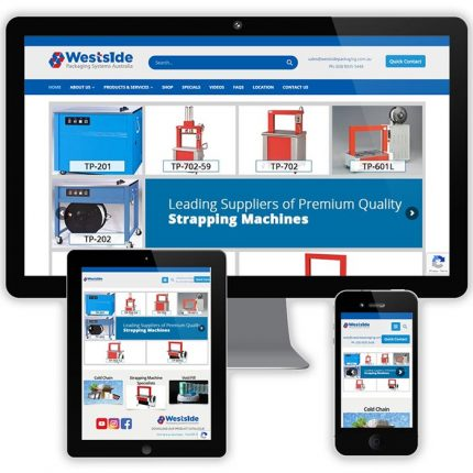 Westside Packaging Systems – Strapping Machines & Consumables